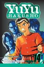 YuYu Hakusho, Vol. 14