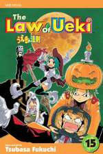 The Law of Ueki, Volume 15