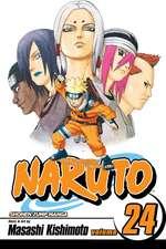 Naruto, Vol. 24