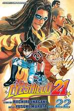 EYESHIELD 21 GN VOL 22