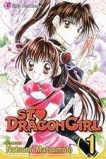 St. Dragon Girl, Volume 1