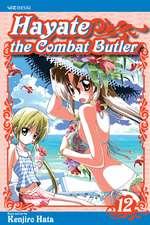 Hayate the Combat Butler, Vol. 12