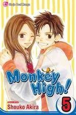 Monkey High!, Volume 5