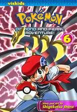 Pokémon Diamond and Pearl Adventure, Volume 6