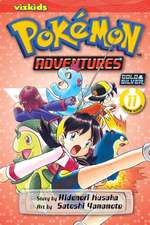 Pokémon Adventures (Gold and Silver), Vol. 11
