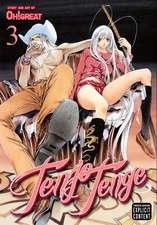 Tenjo Tenge, Vol. 3: Full Contact Edition 2-in-1