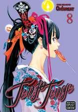 Tenjo Tenge (Full Contact Edition 2-in-1), Vol. 8