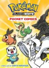 Pokémon Pocket Comics: Black & White