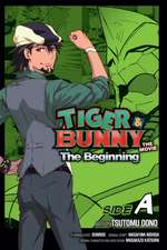 Tiger & Bunny: The Beginning Side A, Vol. 1: Side A