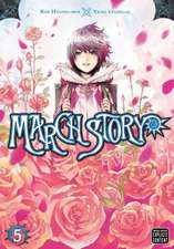 March Story Volume 5