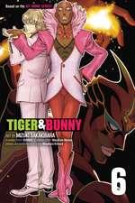 TIGER & BUNNY GN VOL 06