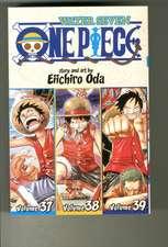 One Piece (Omnibus Edition), Vol. 13: Includes vols. 37, 38 & 39