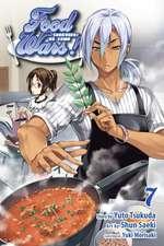 Food Wars!, Vol. 7: Shokugeki no Soma