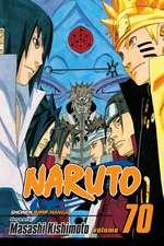 Naruto, Vol. 70: Naruto and the Sage of Six Paths