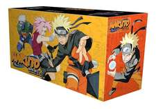 Naruto Box Set 2: Volumes 28-48 with Premium: Volumes 28-48 with Premium