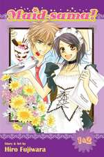 Maid-sama! (2-in-1 Edition), Vol. 1: Includes Volumes 1 & 2