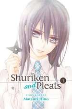 Shuriken and Pleats Volume 1
