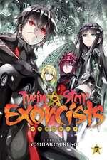 Twin Star Exorcists, Vol. 7: Onmyoji