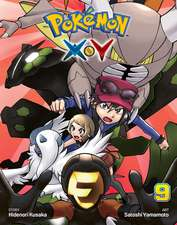 Pokémon X•Y, Vol. 9