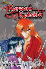 Rurouni Kenshin (3-in-1 Edition), Vol. 6: Includes vols. 16, 17 & 18