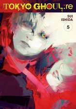Tokyo Ghoul re Volume 5 Sequel