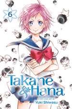 Takane & Hana, Vol. 6