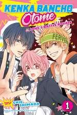 Kenka Bancho Otome: Love's Battle Royale, Vol. 1