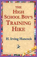 The High School Boy's Training Hike