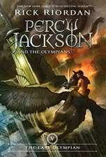 The Last Olympian: Percy Jackson and the Olympians vol 5