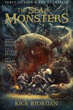 The Sea of Monsters - The Graphic Novel: Percy Jackson and the Olympians: The Graphic Novels vol 2