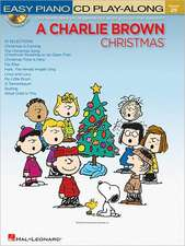 Charlie Brown Christmas: Easy Piano Play-Along Volume 29 [With CD (Audio)]