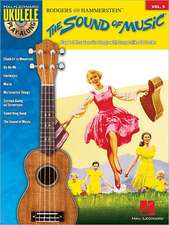 The Sound of Music: Ukulele Play-Along Volume 9