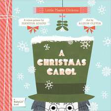 A Christmas Carol:  Little Master Dickens