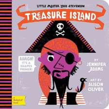 Treasure Island:  A Babylit(r) Shapes Primer