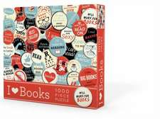 I Heart Books Puzzle:  A Little Lit Babylit(r) Tote