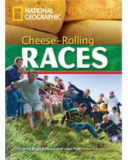 Waring, R: Cheese-Rolling Races + Book with Multi-ROM