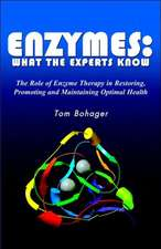 Enyzmes:  What the Experts Know
