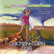 The (Not So Scary) Adventures of Chicken Corn Dog
