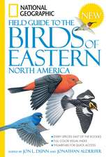 National Geographic Field Guide to the Birds of Eastern North America