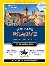 National Geographic Walking Prague: The Best of the City