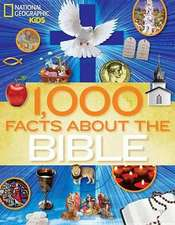 1,000 Facts about the Bible:  A Guide to Decoding Cat Language