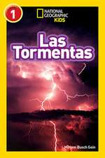 National Geographic Readers Las Tormentas (Storms)