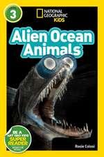 Alien Ocean Animals (L3)