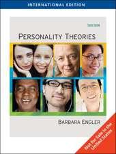 Personality Theories, International Edition