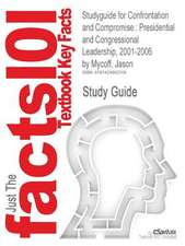 Studyguide for Confrontation and Compromise