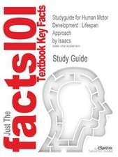 Studyguide for Human Motor Development