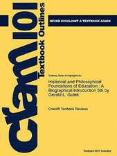 Studyguide for Historical and Philosophical Foundations of Education