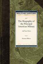 The Biography of the Principal American