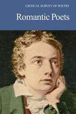 Press, S:  Romantic Poets