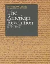 Defining Documents in American History:  Print Purchase Includes Free Online Access